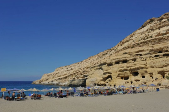Matala - Oscar Car Rent a car all over Greece