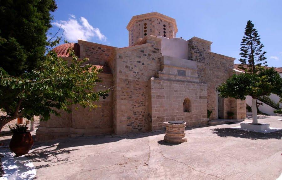 Agarathos Monastery - Oscar Car Rent a car all over Crete