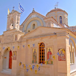 Kalyviani Monastery - Oscar Rent a car all over Crete