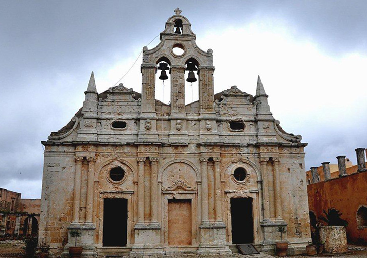 Arkadi Monastery - Oscar Car Rent a car all over Crete