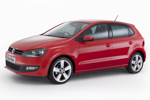 V/W Polo - Oscar Car Rent a car all over Crete