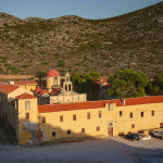 Monastery in Gouverneto - Oscar Car Rent a Car all over Crete