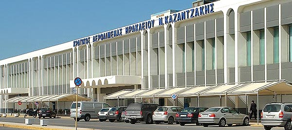 Heraklion Airport Information 101 Oscar Car Cheap